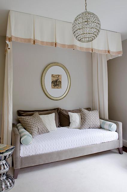 Kids rooms shot for DC designer Nancy Twomey traditional-living-room