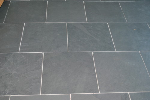 Please Help with Grout Color for Montauk Blue/ Brazilian Gray Slate