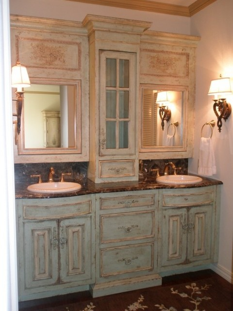 Bathroom Cabinets Storage Home Decor Ideas - Modern - Bathroom Cabinets And Shelves - columbus ...