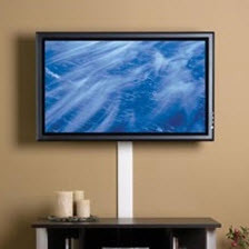 legrand cmk30 flat screen tv cord cover kit 30 in hides organizes lcd plasm modern home. Black Bedroom Furniture Sets. Home Design Ideas