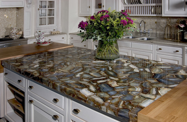 Seifer Countertop Ideas - Transitional - Kitchen Countertops - new ...