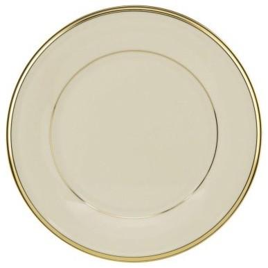 Lenox Eternal Salad / Dessert Plate - Set of 2 modern-plates