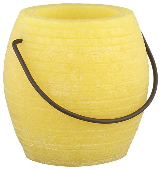 Citronella Candle Barrel traditional outdoor lighting