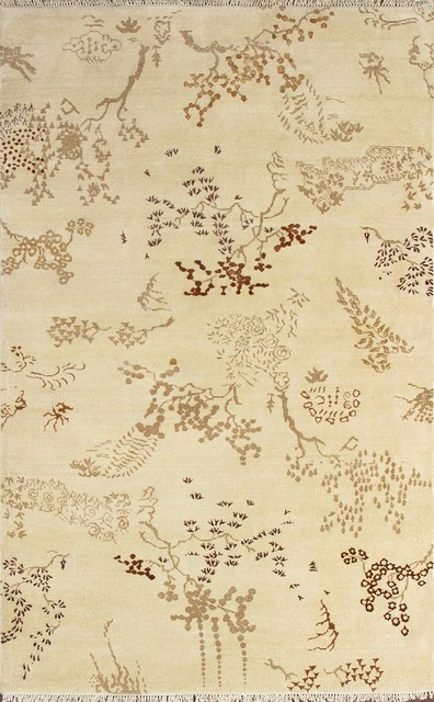 Rugsville Royal Opera 10761 Beige Gold contemporary