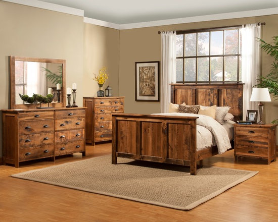 """Imperial """"Retreat"""" Collection 6-piece Bedroom Set -"""