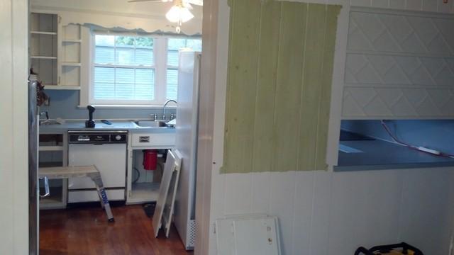Ellsworth Kitchen Renovation traditional