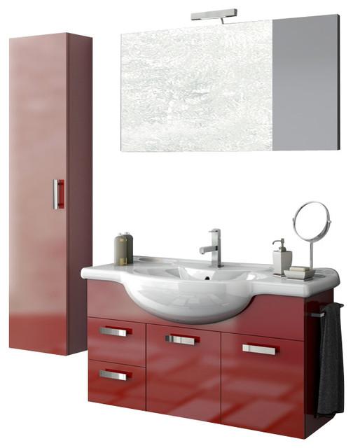 39 Inch Bathroom Vanity Set traditional-bathroom-vanities-and-sink-consoles