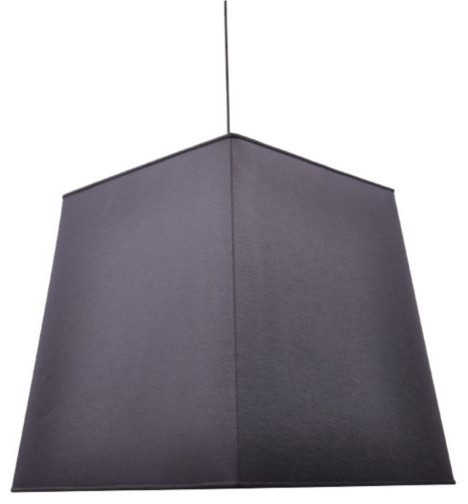 Forma Tapered Pendant - Fluorescent contemporary pendant lighting