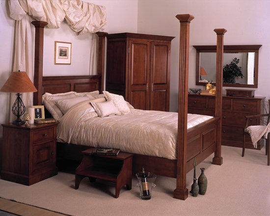 Eastwick 4 Post Bedroom Furniture - Solid Wood Furniture - Hand Crafted - Kevin