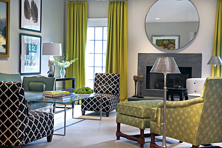 Gerald Tolomeo - Living Room eclectic