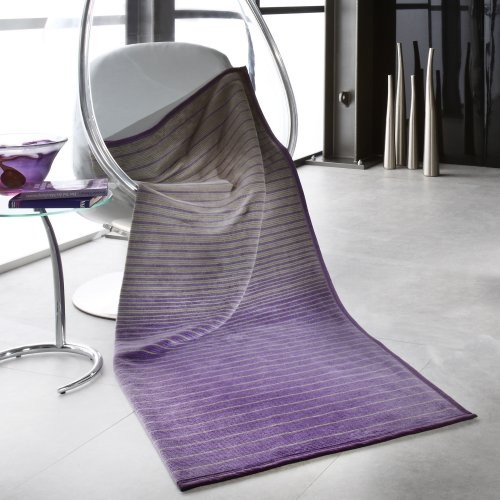 Bocasa Runway Woven Throw Blanket contemporary throws