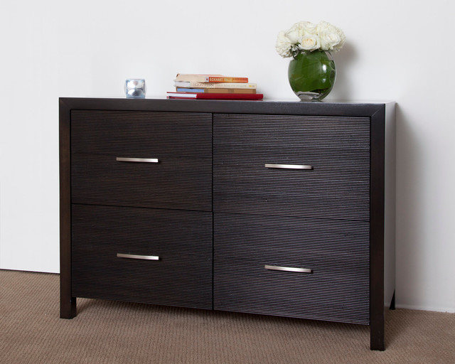 Reed File Drawers by KCS Design - Contemporary - Filing Cabinets - los angeles - by KCS Design