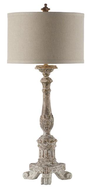 Paris Flea Market Lamp contemporary-table-lamps