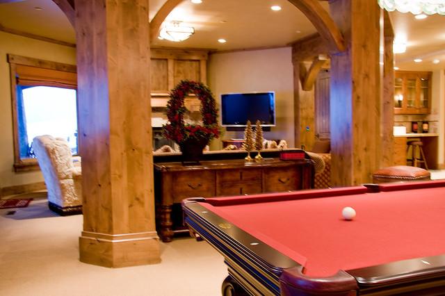 Built by Cameo Homes Inc. in Park City,  Utah rustic