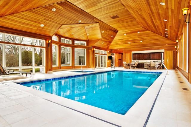 Aquatech Pools contemporary-pool