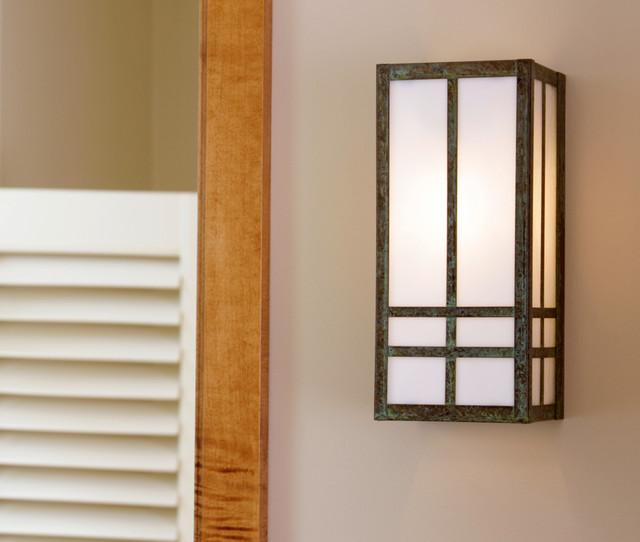 Craftsman Bathroom Lighting and Vanity Lighting on Houzz