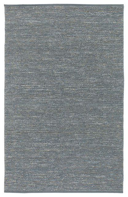 Surya Continental COT-1941 (Gray Blue) 9' x 13' Rug traditional-area-rugs