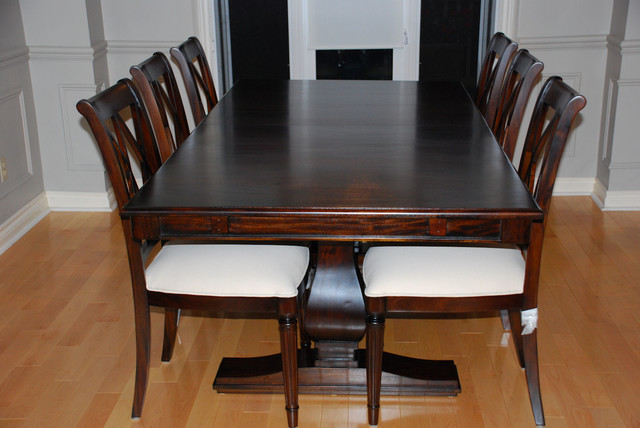 Solid Wood Dining Room Furniture : modern dining tables from houzz.com size 640 x 428 jpeg 71kB