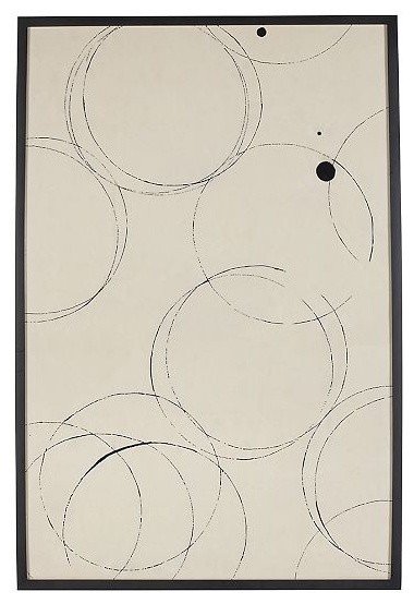 Lourdes Sánchez Wall Art, Circles contemporary-artwork
