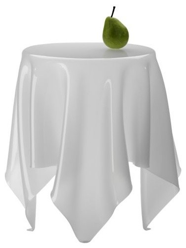 Illusion Table by Essey modern-tablecloths
