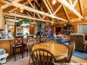Breathtaking Mountain Properties traditional-dining-room