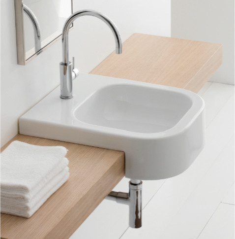 Recessed Bathroom Sink : All Products / Bath / Bathroom Sinks