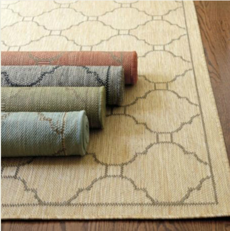 Geneve Indoor-Outdoor Rug eclectic-outdoor-rugs
