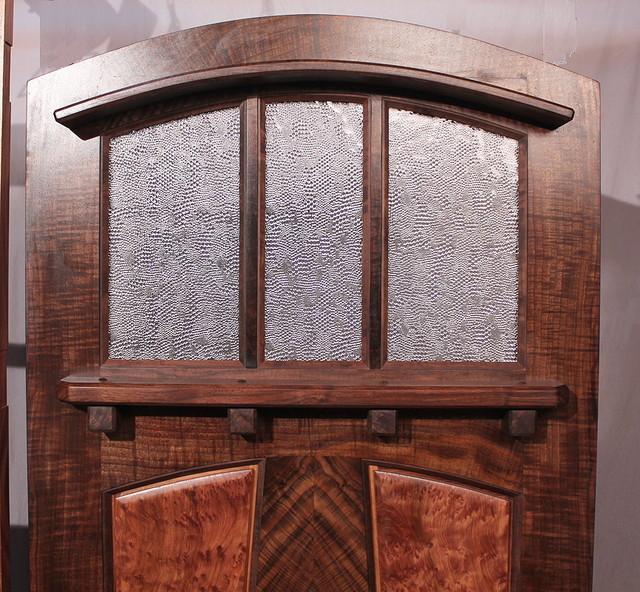 The Paris Cabin Entrance Door traditional-front-doors