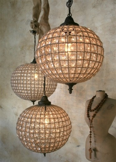 Eloquence Globe Chandelier contemporary-chandeliers