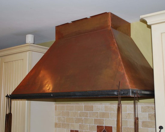Custom Kitchen Hood -