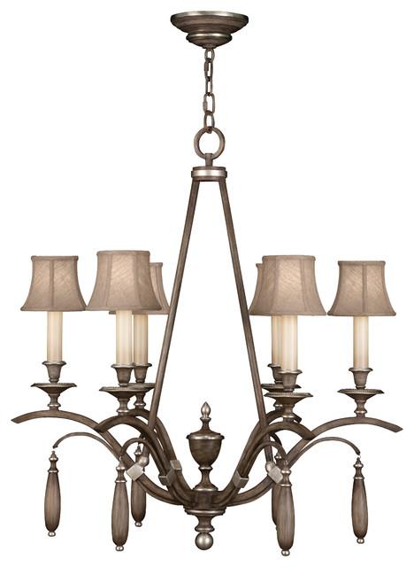 Villa Vista Chandelier, 806640ST traditional-chandeliers