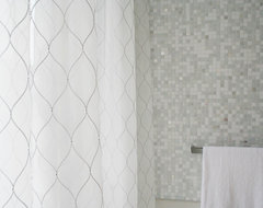 Exquisite sheers contemporary window treatments