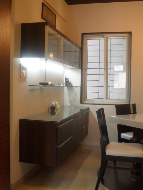 Ashar Residence contemporary-dining-room