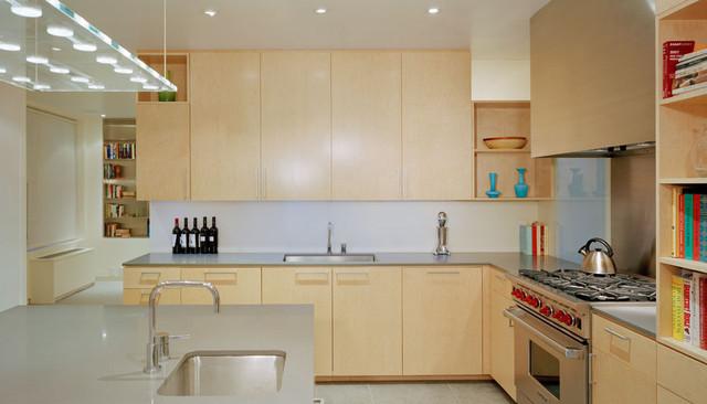 Caesarstone modern-kitchen