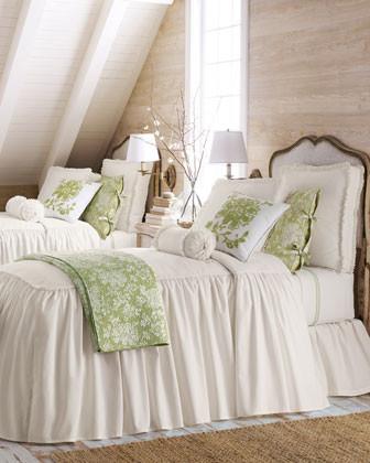Hampton Bed Linens Hampton Solid Sham, Standard traditional-shams