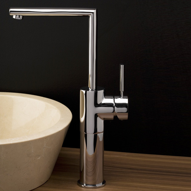 Lacava La Perla Vessel Bowl Sink Faucet modern bathroom faucets