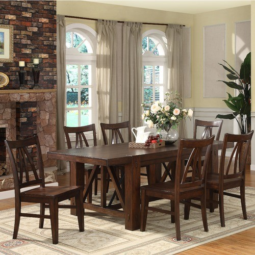 Castlewood Dining Table modern-dining-tables