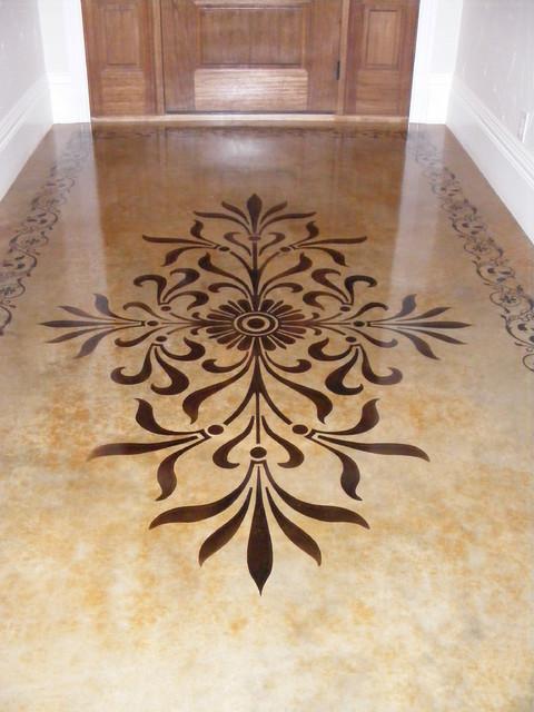 Concrete Floors Modern Flooring Dallas By Concreteideascom