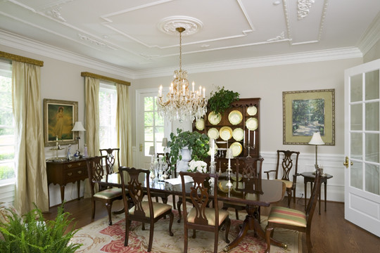 Brookeville Dining Room traditional-dining-room