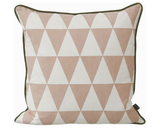 Ferm LIving Organic Rose Large Geometry - Ferm LIving Organic Rose Large Geometry