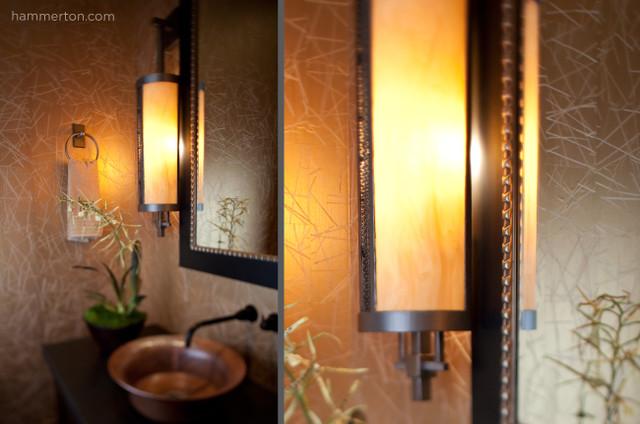 Bathroom Lighting contemporary-bathroom-vanity-lighting