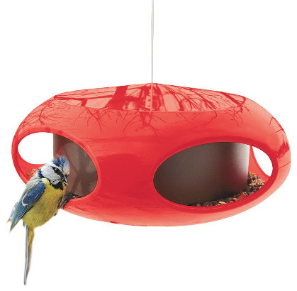 Modern Bird Feeders by Chiasso