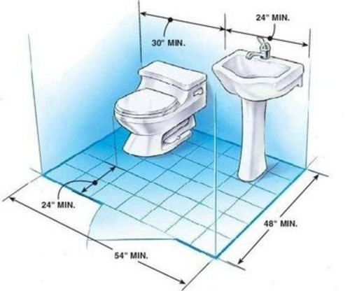 Help me plan a tiny half bathroom with pics for 3 4 bath layout