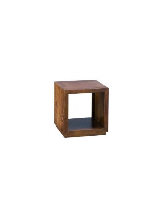 Occasional Box Furniture, 1 Cube Occasional Box -