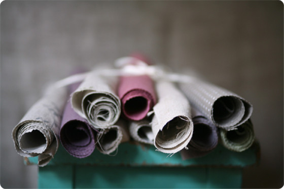 Natural Linen Fabric For Curtains and Upholstery upholstery-fabric