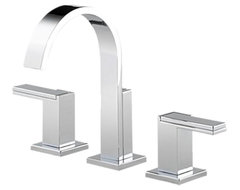 Brizo HL5380-PC Siderna Lever Handle Kit modern-bathroom-faucets-and-showerheads