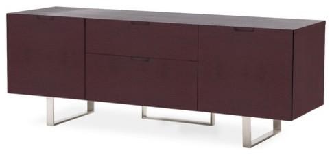 "Eldridge 61"" TV Stand modern-storage-units-and-cabinets"