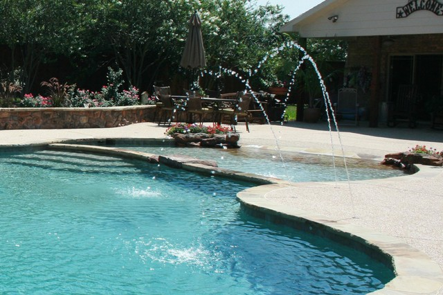 Jet Swim Spa : Pool deck jets hot tub and supplies dallas by