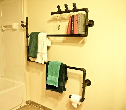 Mermaid bathroom accessories - Bathroom Fixtures What S Your Style Industrial Bathroom Elements