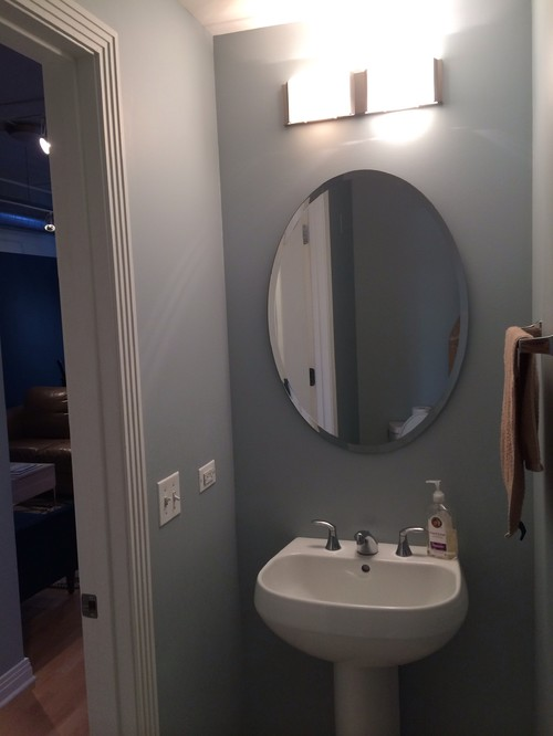 Help Me Decorate My Powder Room